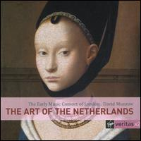The Art of the Netherlands - Christopher Hogwood (regal); Christopher Hogwood (organ); Early Music Consort of London