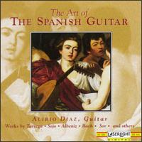 The Art of the Spanish Guitar - Alirio Diaz (guitar)