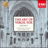 The Art of Virgil Fox, Vol. 2 - Virgil Fox (organ)
