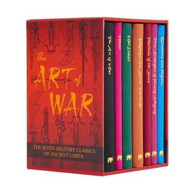 The Art of War Collection: Deluxe 7-Volume Box Set Edition - Tzu, Sun, and Qi, Wu, and Jing, Li
