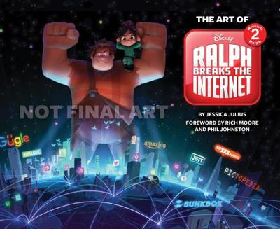 The Art of Wreck-It Ralph - Malone, Maggie, and Lee, Jennifer, PhD, and Lasseter, John (Preface by)