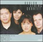 The Avalon String Quartet plays Biggs, Wickman, Gryc & Macbride