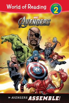 The Avengers: Assemble! - Palacios, Tomas