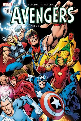 The Avengers Omnibus Vol. 3 - Thomas, Roy (Text by), and Ellison, Harlan (Text by)