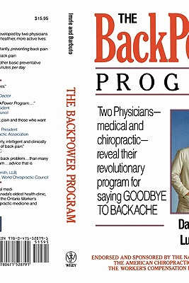The Backpower Program - Imrie, David, and Barbuto, Lu, DC, and Imrie David