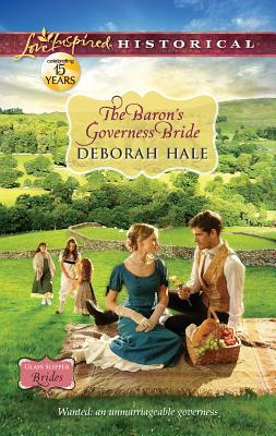 The Baron's Governess Bride - Hale, Deborah