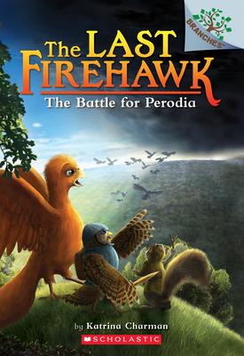 The Battle for Perodia - Charman, Katrina