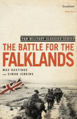 The Battle for the Falklands - Hastings, Max (Introduction by), and Jenkins, Simon (Introduction by)