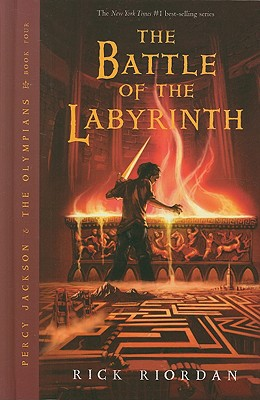 The Battle of the Labyrinth - Riordan, Rick