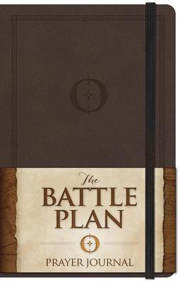 The Battle Plan Prayer Journal - Kendrick, Stephen, and Kendrick, Alex