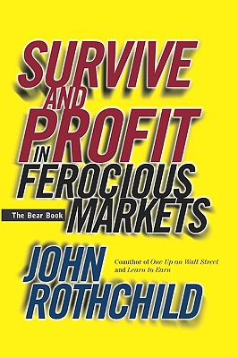 The Bear Book: Survive and Profit in Ferocious Markets - Rothchild, John