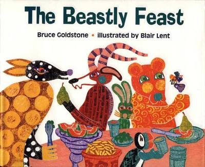 The Beastly Feast - Goldstone, Bruce