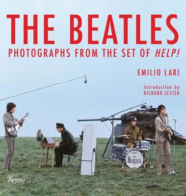 The Beatles: Photographs from the Set of Help! - Lari, Emilio