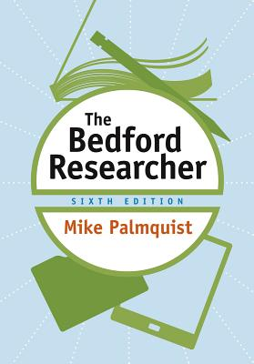 The Bedford Researcher - Palmquist, Mike