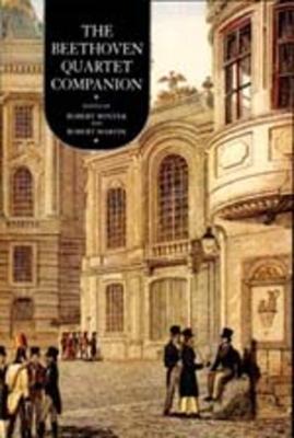 The Beethoven Quartet Companion - Winter, Robert (Editor)