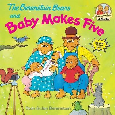The Berenstain Bears and Baby Makes Five - Berenstain, Stan, and Berenstain, Jan