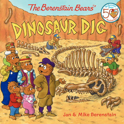 The Berenstain Bears' Dinosaur Dig -