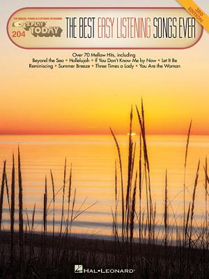 The Best Easy Listening Songs Ever - Hal Leonard Publishing Corporation (Creator)
