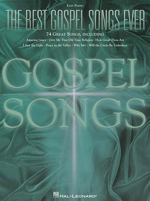 The Best Gospel Songs Ever - Hal Leonard Corp (Creator)