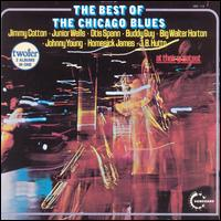 The Best of Chicago Blues [Vanguard CD] - Various Artists
