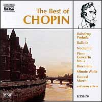 The Best of Chopin - Idil Biret (piano); Czecho-Slovak State Philharmonic Orchestra (Kosice); Robert Stankovsky (conductor)