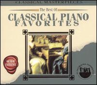 The Best of Classical Piano Favorites - Alfred Brendel (piano); Bianca Sitzius (piano); Josef Bulva (piano); Michael Ponti (piano); Peter Schmalfuss (piano);...