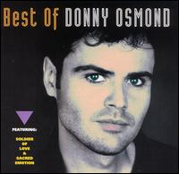 The Best of Donny Osmond [Capitol/Curb] - Donny Osmond