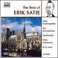 The Best of Erik Satie - Klára Körmendi (piano); Orchestre Symphonique et Lyrique de Nancy; Jérôme Kaltenbach (conductor)