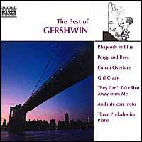 The  Best of Gershwin [Naxos] - Kathryn Selby (piano); Leon Bates (piano); Richard Hayman (conductor)