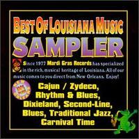 The Best of Louisiana Music [Mardi Gras 1993] - Various Artists
