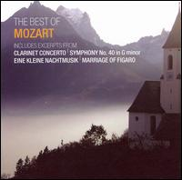 The Best of Mozart - Alexander Grigorov (clarinet); Karl Schneider (french horn); Richard Tilling (piano); Teodor Moussev (organ); Trio Zingara