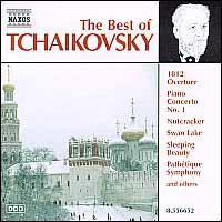 The Best of Tchaikovsky - Bernd Glemser (piano); Ilona Prunyi (piano); Maria Kliegel (cello); Takako Nishizaki (violin)