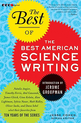 best american science writing essays Now series editor jesse cohen invites the previous guest editors to select their favorite essays for this one-of-a-kind anthology the best of the best of american science writing jesse cohen harpercollins, apr 6, 2010 - literary collections - 416 pages.