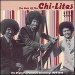 The Best of the Chi-Lites [Kent] - The Chi-Lites