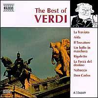 The Best of Verdi - Alida Ferrarini (soprano); Eduard Tumagian (baritone); Giacomo Aragall (tenor); Jozef Abel (tenor); Miriam Gauci (soprano);...