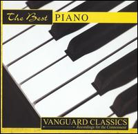 The Best Piano [Best Buy Exclusive] - Alfred Brendel (piano); András Schiff (piano); Bruce Hungerford (piano); George Feyer (piano); John Ogdon (piano);...