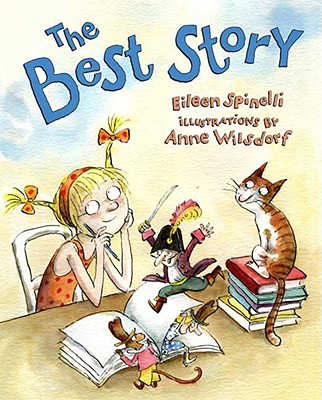 The Best Story - Spinelli, Eileen