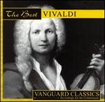 The Best Vivaldi [Best Buy Exclusive] - Adolf Holler (trumpet); Alirio Diaz (guitar); Helmut Wobisch (trumpet); Jan Tomasow (violin); I Solisti di Zagreb;...