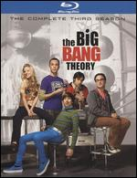 The Big Bang Theory: The Complete Third Season [2 Discs] [Blu-ray] -
