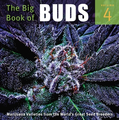 The Big Book of Buds: More Marijuana Varieties from the World's Great Seed Breeders - Rosenthal, Ed (Editor)