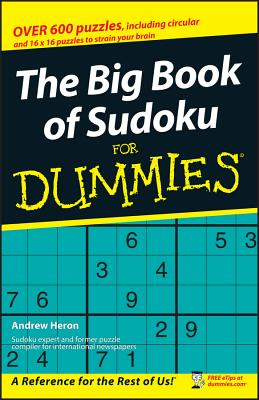 The Big Book of Sudoku for Dummies - Heron, Andrew