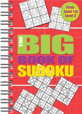 The Big Book of Sudoku - Parragon Books (Editor)