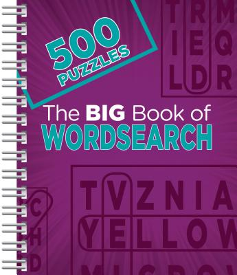 The Big Book of Wordsearch: 500 Puzzles - Parragon Books (Editor)