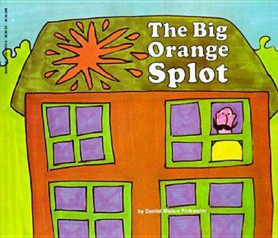 The Big Orange Splot - Pinkwater, Daniel Manus