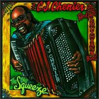 The Big Squeeze - C.J. Chenier