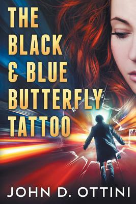 The Black & Blue Butterfly Tattoo - Ottini, John D