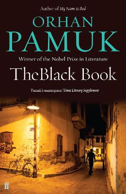 The Black Book - Pamuk, Orhan