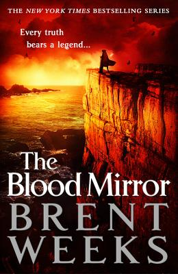 The Blood Mirror - Weeks, Brent, and Vance, Simon (Read by)