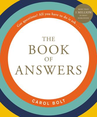 The Book of Answers - Bolt, Carol