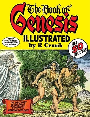 The Book of Genesis - Crumb, R